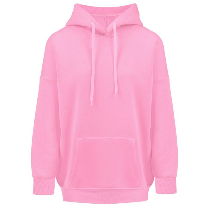 Neon roze hoodie, roze hoodie My Jewellery