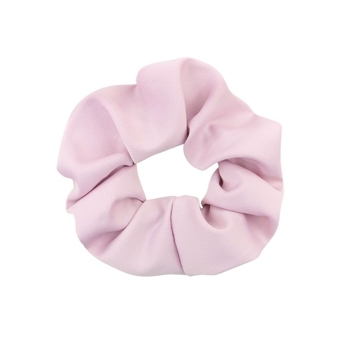 Roze scrunchie basic, Haarelastiekjes My Jewellery