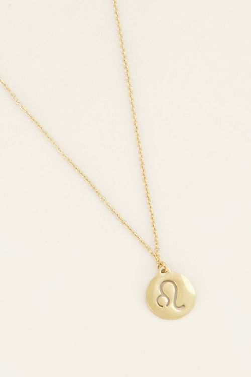 Sterrenbeeld ketting, zodiac sign My jewellery