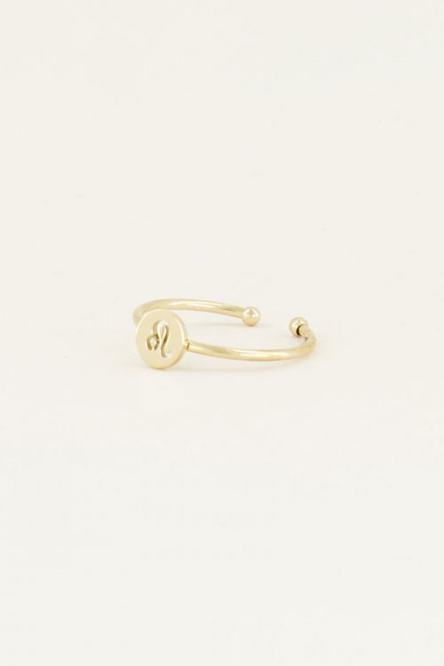 Sterrenbeeld ring, zodiac sign My jewellery
