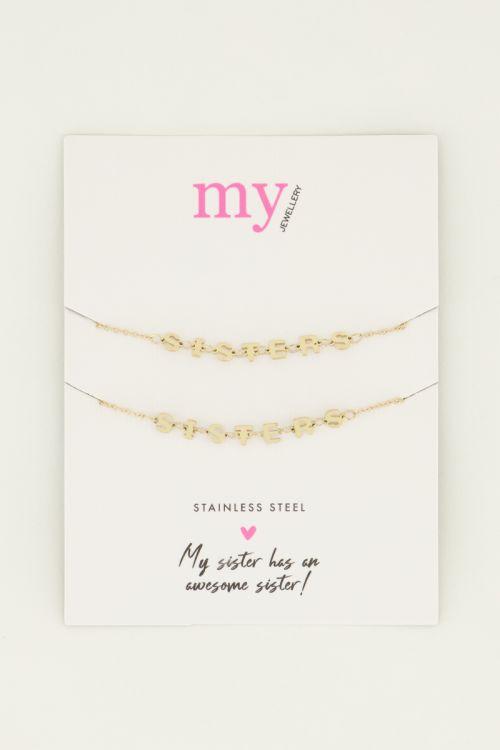 sisters bracelets, sisters bracelet