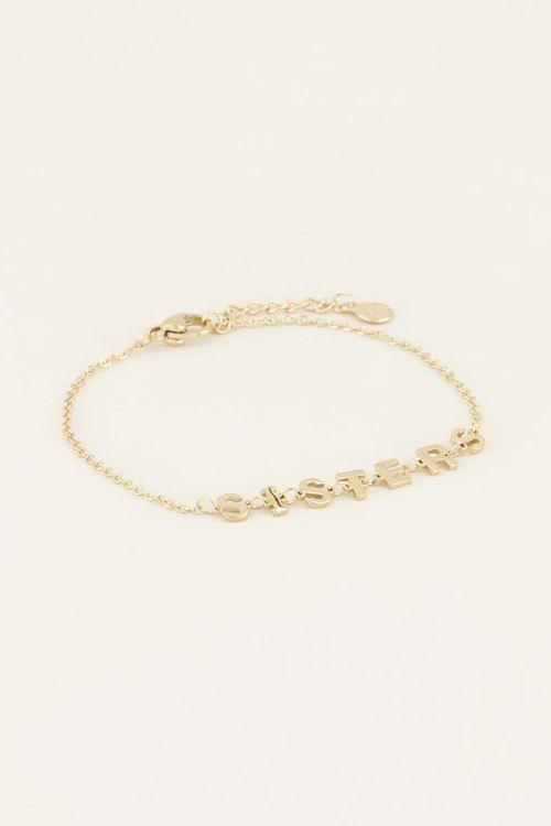 Zussen armband | Sisters armband | My Jewellery