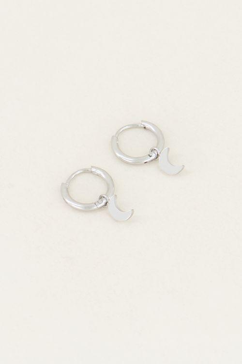 Moon earrings | Moon earrings My Jewellery