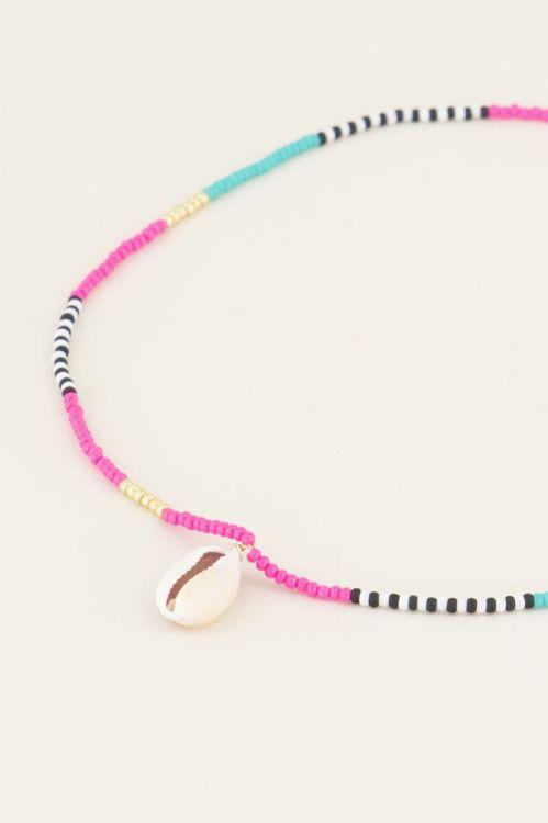 Schelpen ketting | Kralen ketting | Ketting kralen My Jewellery