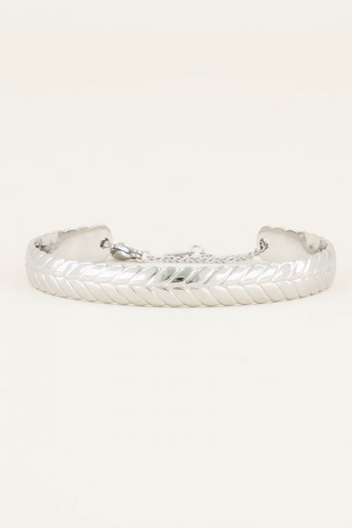 Bangle | Bangle armband zilver| My Jewellery
