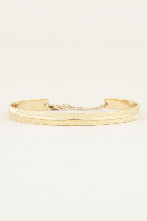 Bangle   Patroon armband   My Jewellery