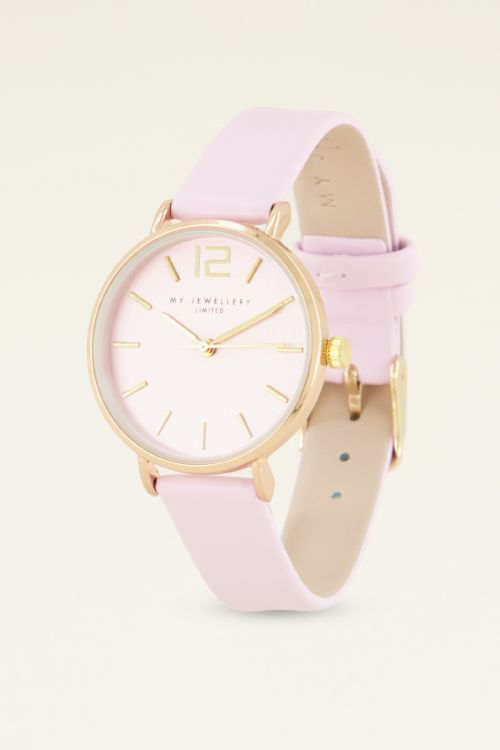 Roze horloge | Dames horloge | My Jewellery