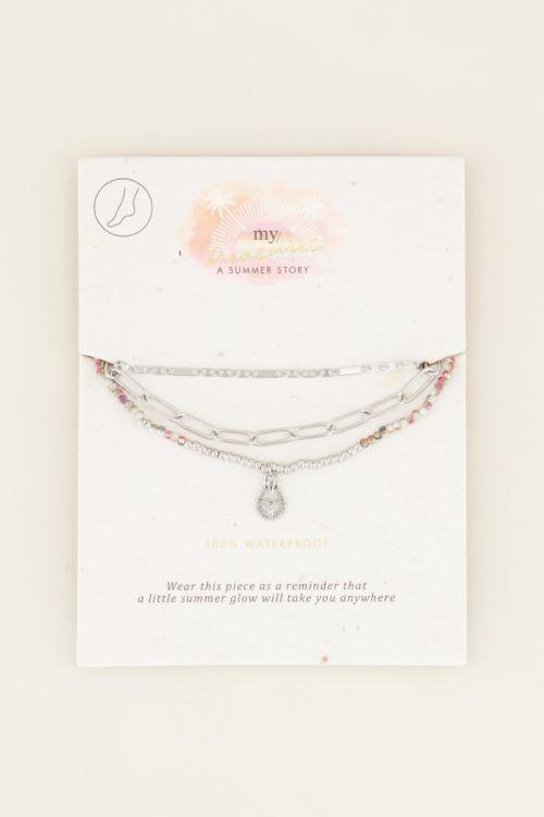 Enkelbandje shoppen dames | My Jewellery
