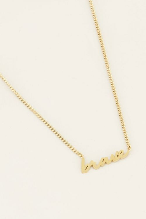 Ketting brave | My Jewellery