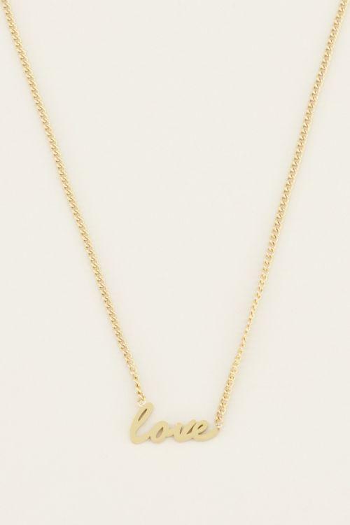 Ketting love | My Jewellery