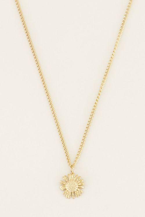 Ketting daisy | Kettingen | My Jewellery