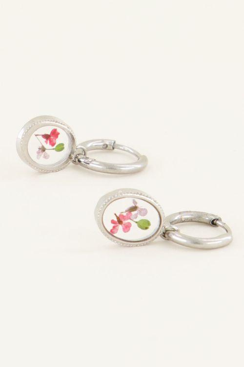 Round daisy earrings | Earrings | My Jewellery