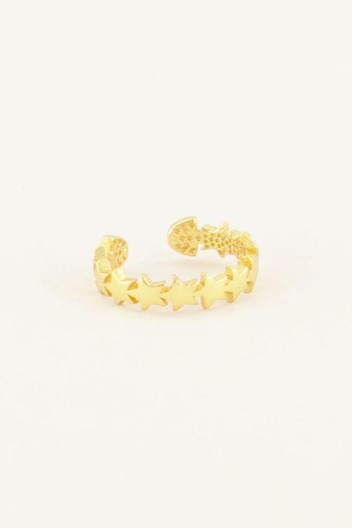 Ear cuff met sterren | My Jewellery