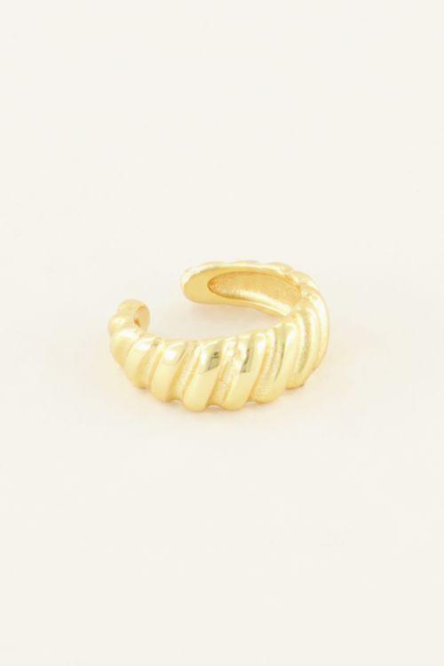 Croissant-Ohrklemme  My Jewellery