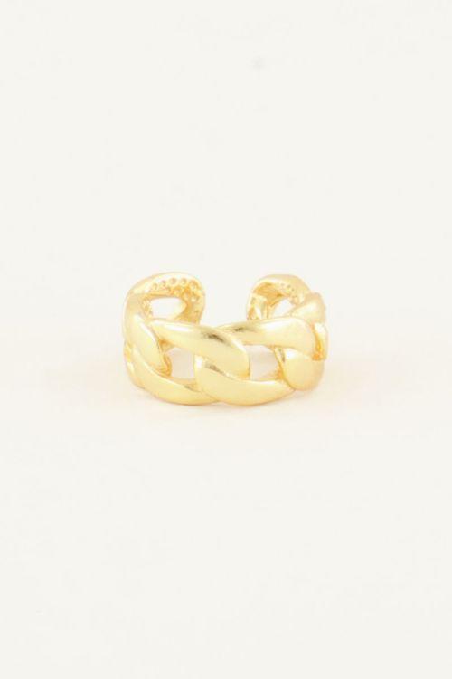 Ear cuff schakels | My Jewellery
