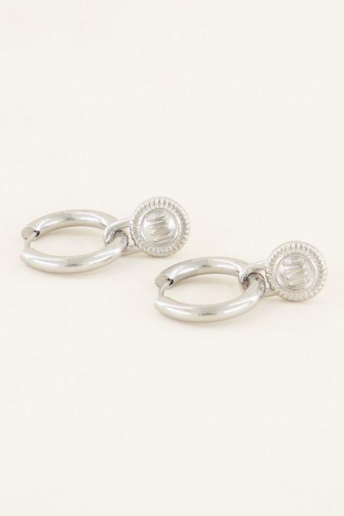 Coin earrings | My Jewellery