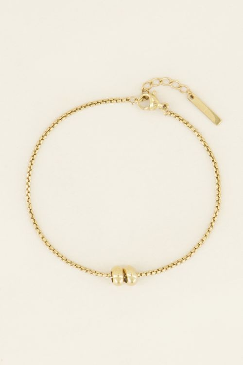 Cubes basic armbandje | My Jewellery