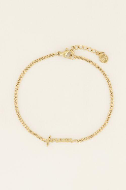 Armbandje forever kopen | Nu bij My Jewellery