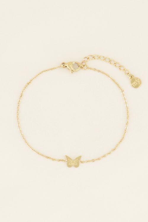 Armband vlinder | My Jewellery