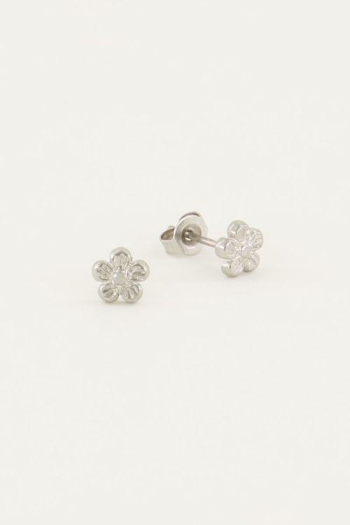 Studs bloemetje | My Jewellery