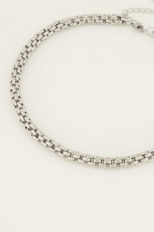 Ketting chunky schakels   Shop hier   My Jewellery