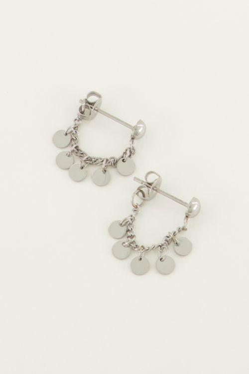 Oorbellen ketting & rondjes | My Jewellery