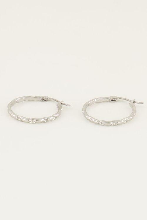 Round narrow earrings   My Jewellery