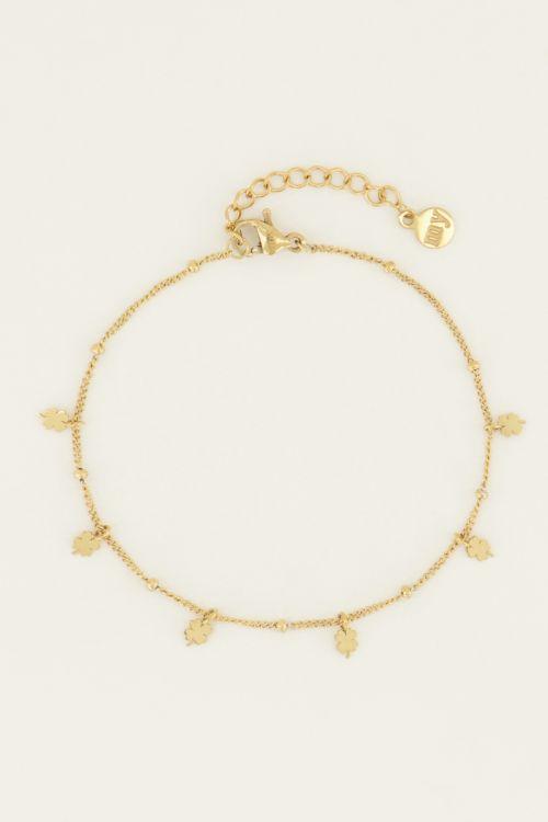 Armband klavertjes   My Jewellery
