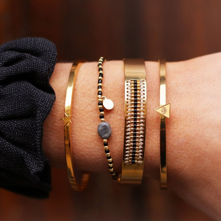 My Jewellery Armbanden ster roestvrij staal