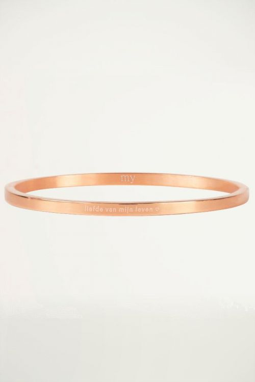 Bangle roestvrij staal, Armbanden