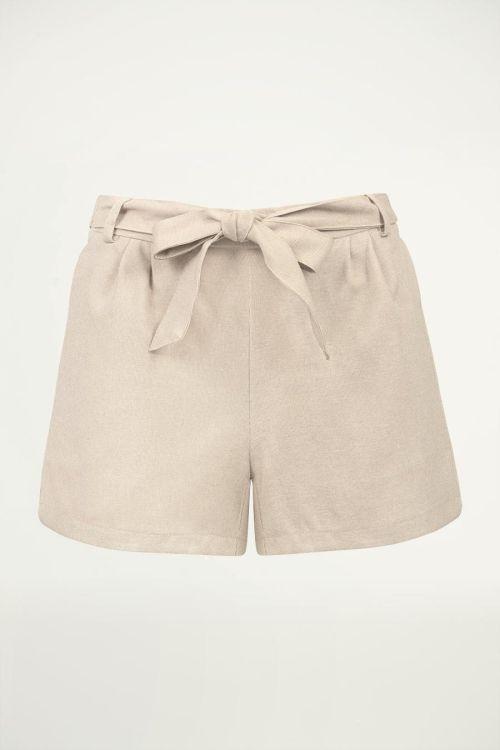 Beige short casual, casual short