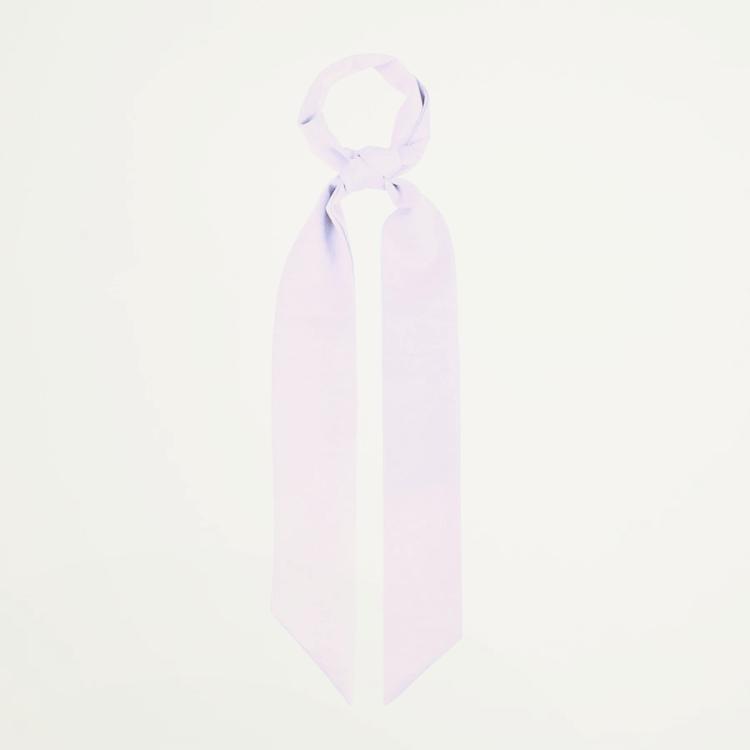 Lichtpaars haar sjaaltje, haarlint My Jewellery
