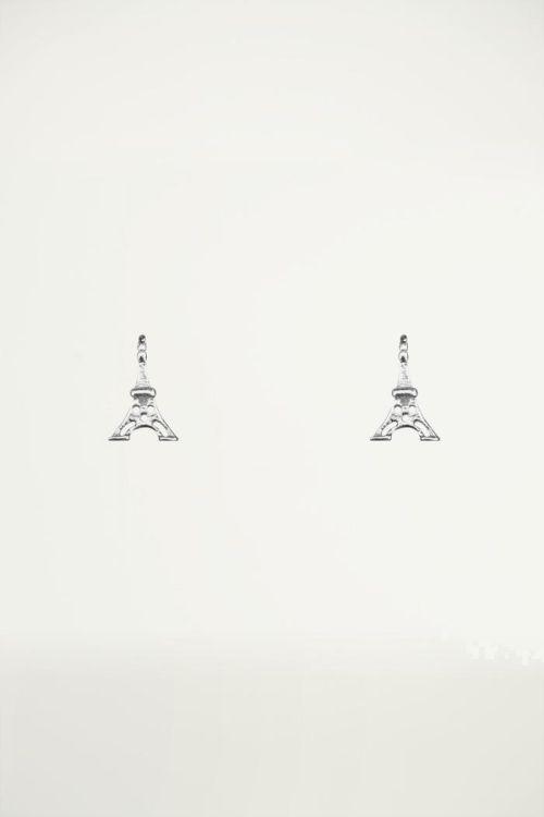 Studs eiffeltoren, 925 zilver