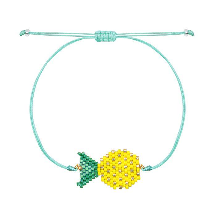 Kralen armband ananas My Jewellery