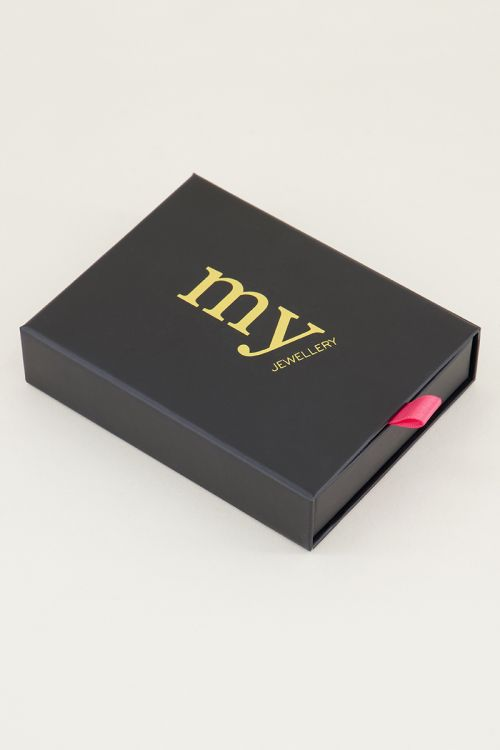 Black giftbox | My Jewellery cadeautje My Jewellery