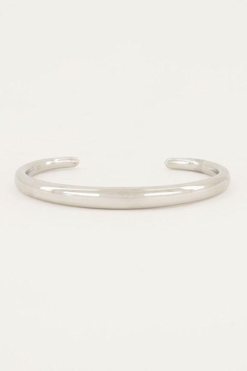Bangle minimalistische bol   bangle   My Jewellery