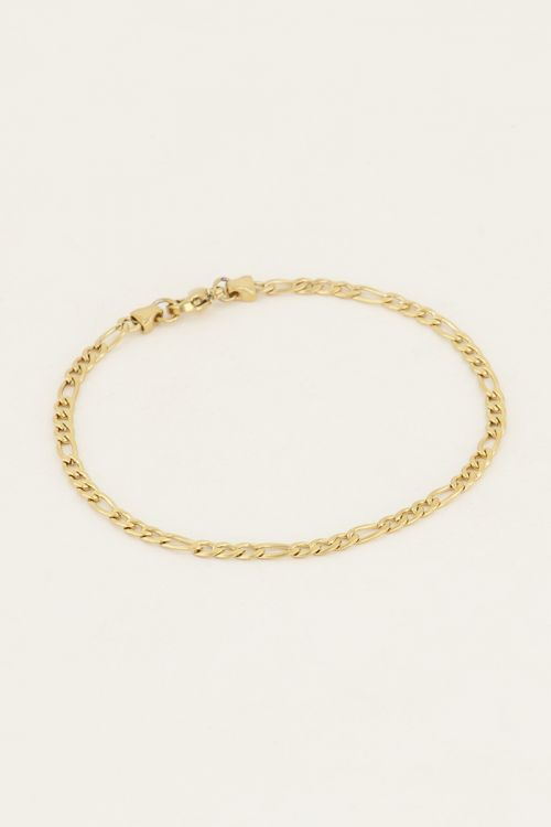 Equal armband open schakel | My Jewellery