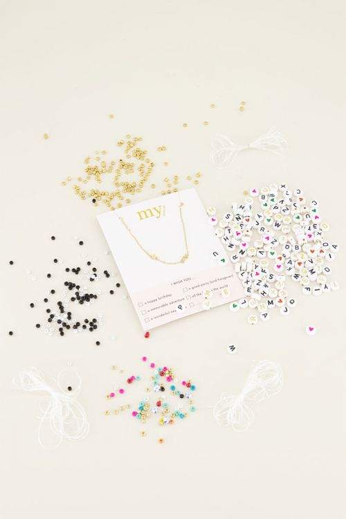 DIY giftset | Cadeau set  My jewellery