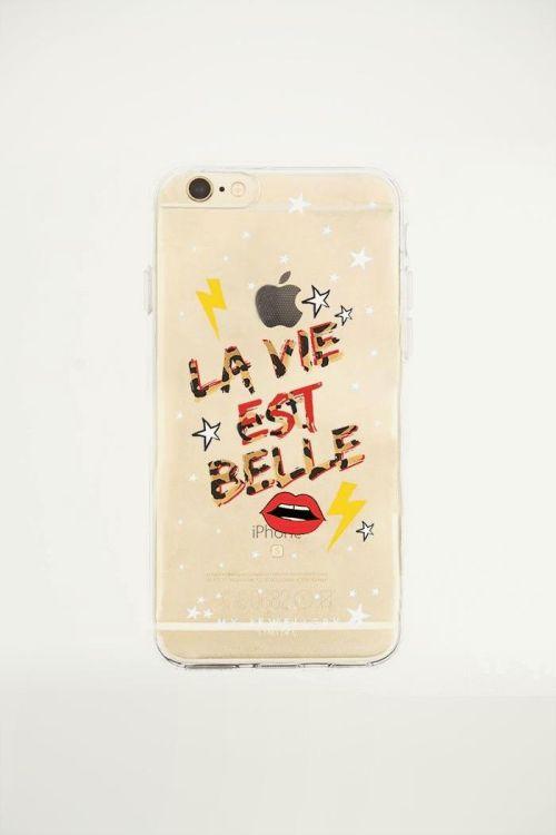 iPhone hoesje quote soepel leopard, hoesjes
