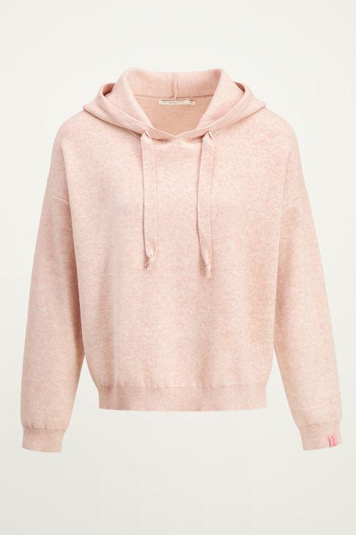 Roze homewear hoodie | Zachte hoodie van My Jewellery