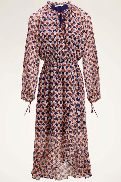 Midi jurk bohemian | My Jewellery