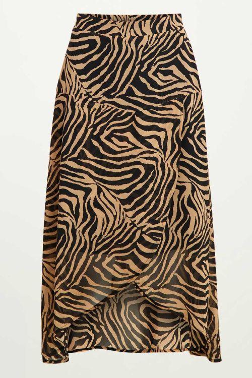 Jurk zebraprint, zebra jurk My Jewellery