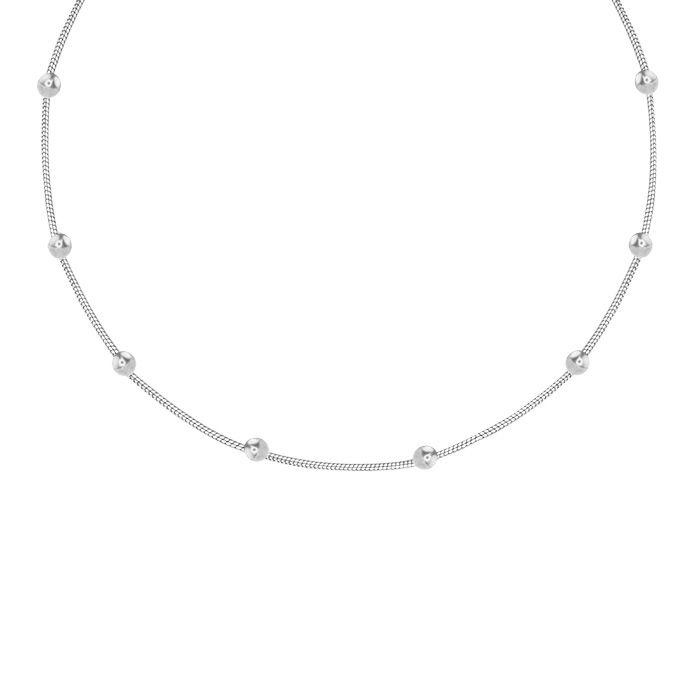 Minimalistische ketting My Jewellery