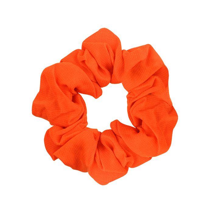 Oranje scrunchie, koningsdag scrunchie My Jewellery