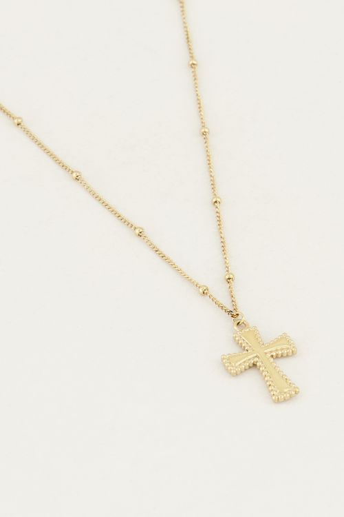 Necklace with little cross My Jewellery