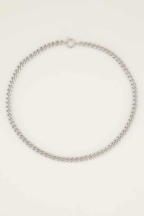 Medium chain necklace | Medium length necklaces at My Jewellery