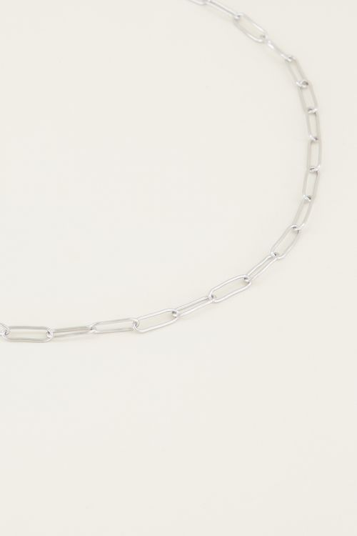 Medium length chain necklace | Chain necklaces at My Jewellery