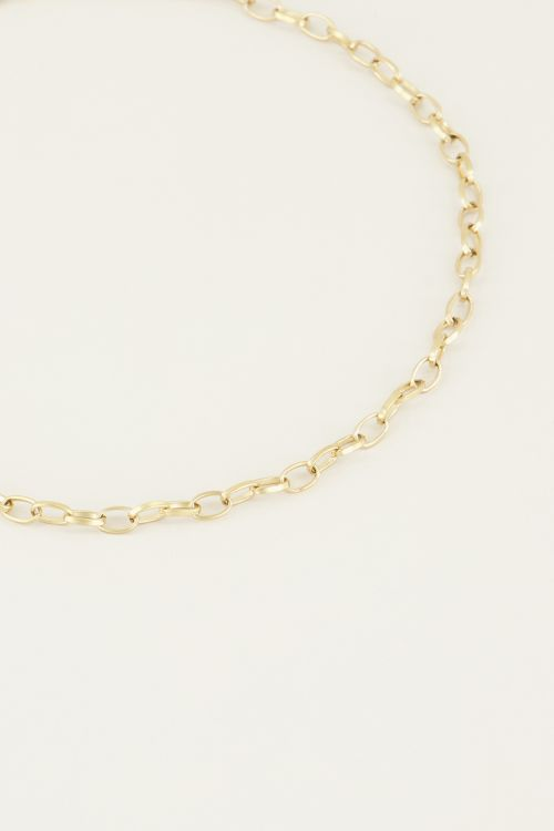 Moments necklace small links | Bedelketting My Jewellery