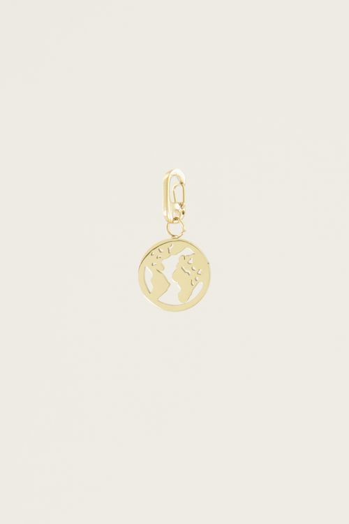 Moments charm globe | Charm My Jewellery