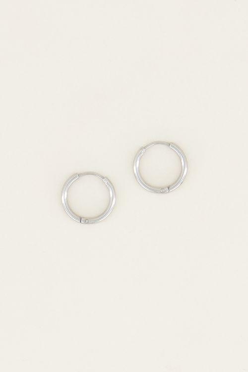 Kleine basis oorringen | oorringetjes My Jewellery